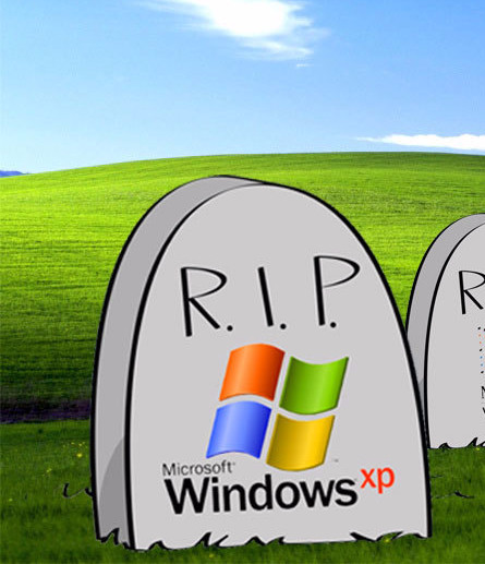 Just Because Windows XP is Dead, Doesn't Mean Your System is too!