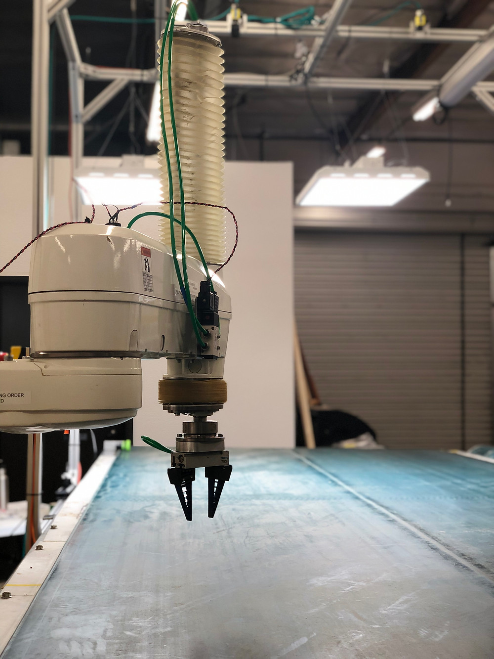 Cyth Pairs AI Software with Robotic Arm to Pick, Place & Orient Organic Seedlings