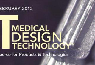 Cyth in Medical Design Tech. Magazine