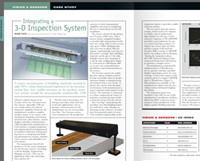 Integrating a 3D Inspection System for Measuring Architectural Wall Paneling