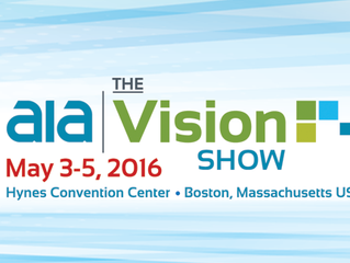 AIA - The Vision Show: May 3-5, 2016 | Boston, MA