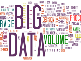 Big Data? Or just More Data?