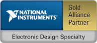 Cyth Accepted as Debut Member of National Instruments Electronic Design Specialty