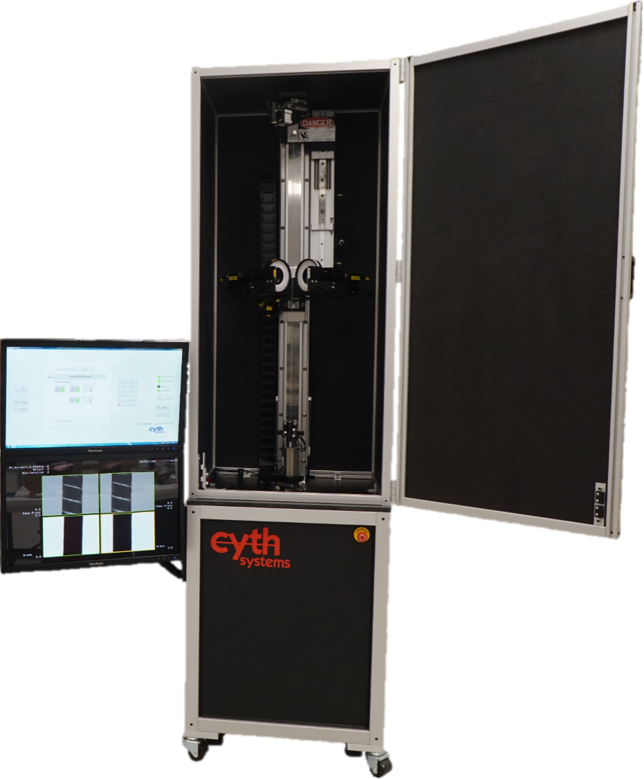 Cyth's Wire & Tubing Inspection Systems (WTIS)