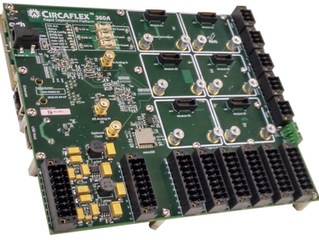 Cyth Releases Circaflex 80 MS/s Analog Input for NI RIO SOM