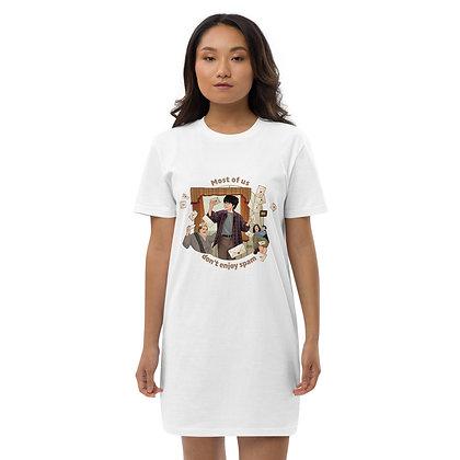 Harry Potter Organic Cotton T-Shirt Dress