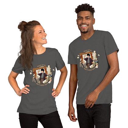 Harry Potter Short-Sleeve Unisex T-Shirt