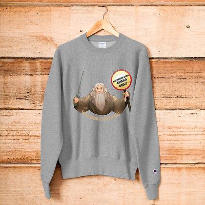 Gandalf the Postmaster Champion Sweatshirt