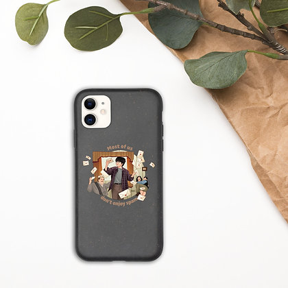 Harry Potter Biodegradable iPhone case