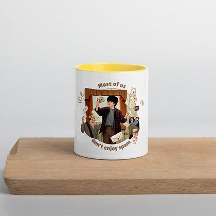 Harry Potter Mug with Color Inside