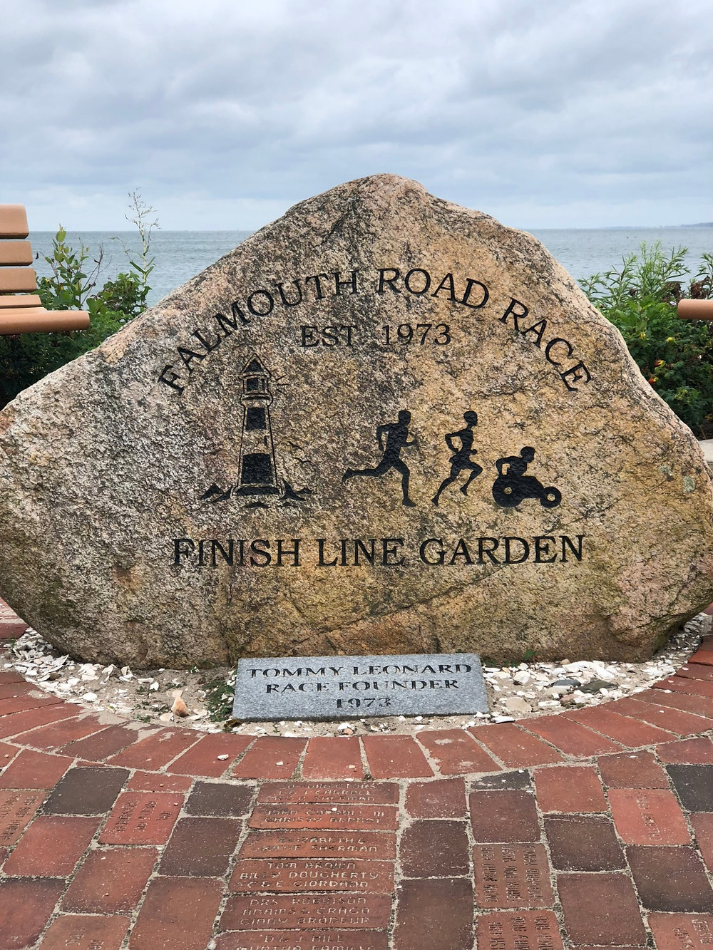 Falmouth Road Race Rock