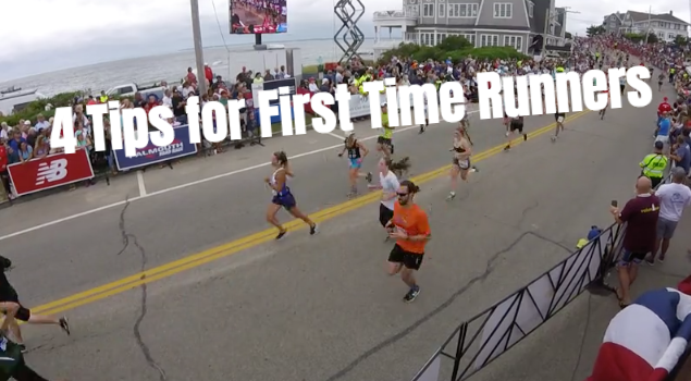 4 Tips for First Time Runners