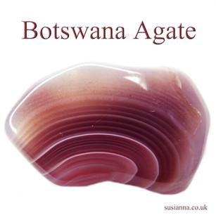 Botswana Agate