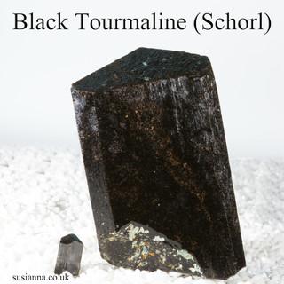 Black Tourmaline (Schorl)