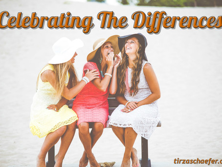 Thoughts Inspiration Education: Celebrating The Differences