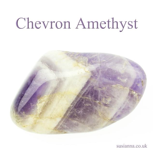 Chevron Amethyst