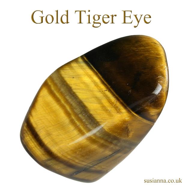 Gold Tiger Eye