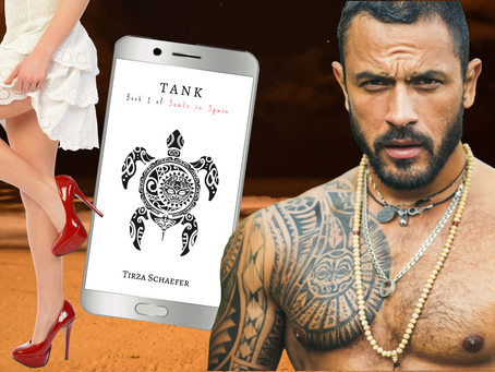 Tirza's Teasers: Tank 2 (Seals in Spain #1)