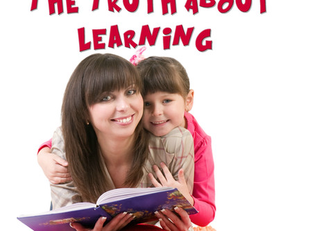 Thoughts Inspiration Education:  The Truth About Learning