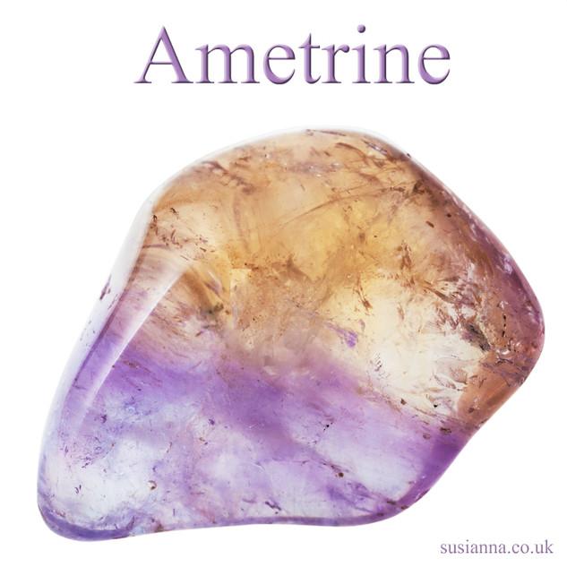 Ametrine