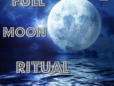 Full Moon Ritual 2