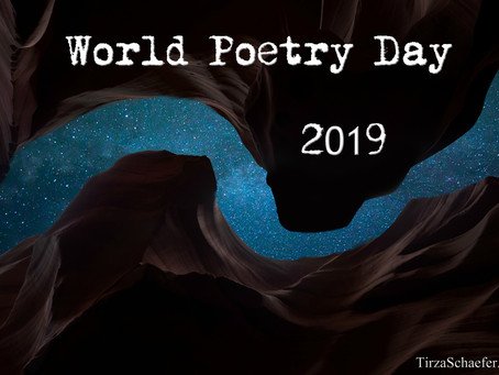 World Poetry Day 2019