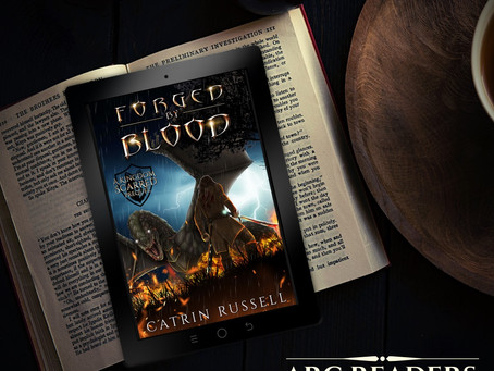 Forged by Blood (A Kingdom Scarred 0.5) by Catrin Russel