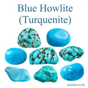 Blue Howlite (Turquenite)