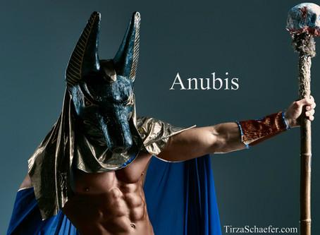 Thoughts, Inspiration, Education:  Anubis Anpu