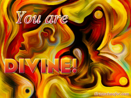Thoughts Inspiration Education: What Is Divine?