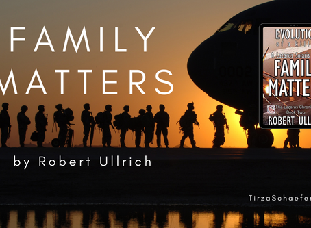 Book Review: Family Matters by Robert Ullrich