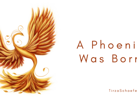 Thoughts Inspiration Education:                  A Phoenix Was Born