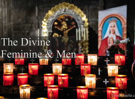 Thoughts Inspiration Education: The Divine Feminine & Men