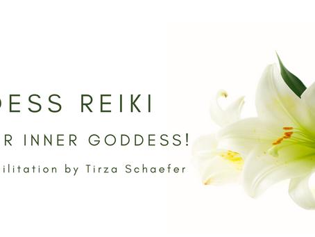 Goddess Reiki