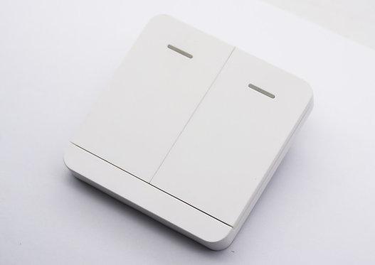 ED ProLine trådløs veggbryter - 2 kanals. HomeLink kompatibel