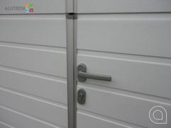 Alutech S-panel RAL 9016