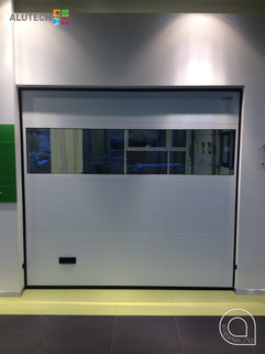 Alutech Microwave RAL 9006