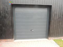 Alutech M-panel RAL 9006