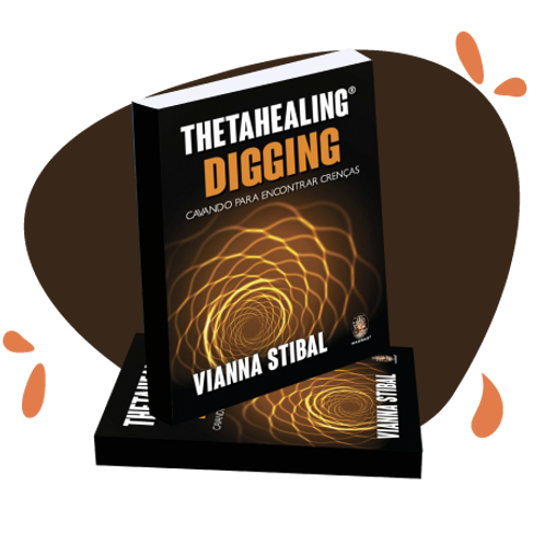 Livro ThetaHealing® Aprofundando no Digging