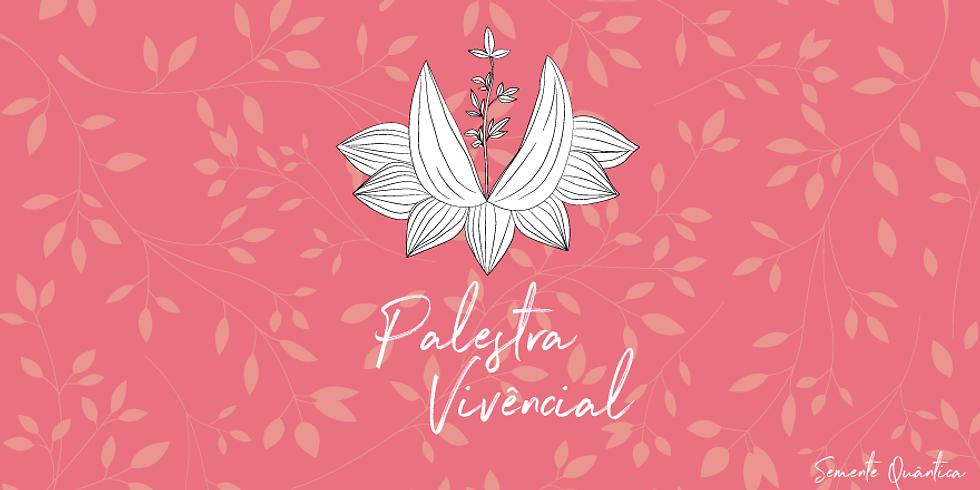 Palestra Vivencial Thetahealing