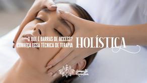 O que é barra de access? Conheça essa técnica de terapia holística