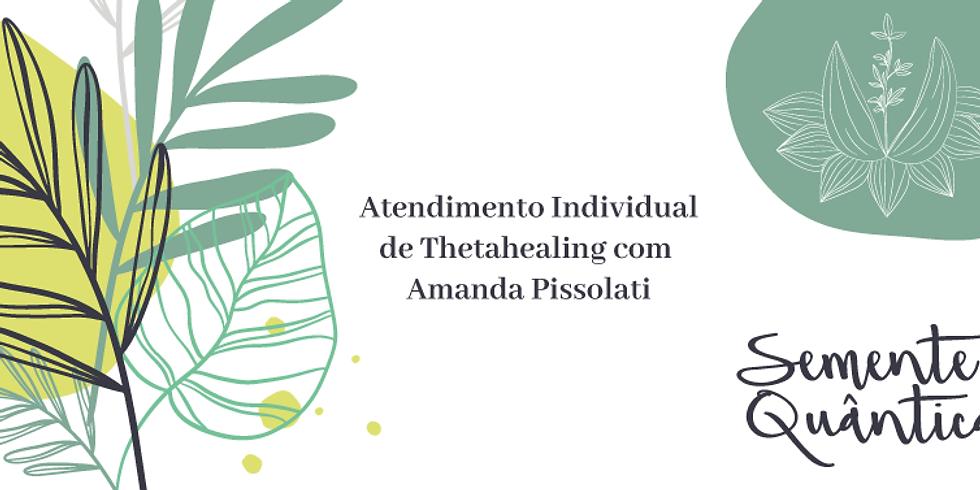 Atendimento Individual com Amanda Pissolati