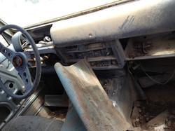 Sj410 interior - before