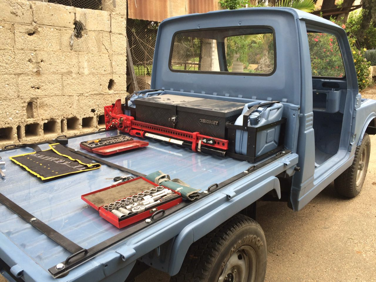 Tool Box - Flatbed