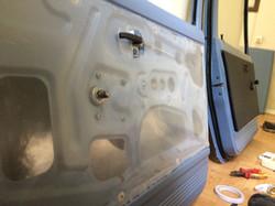 SJ410 Door restoration