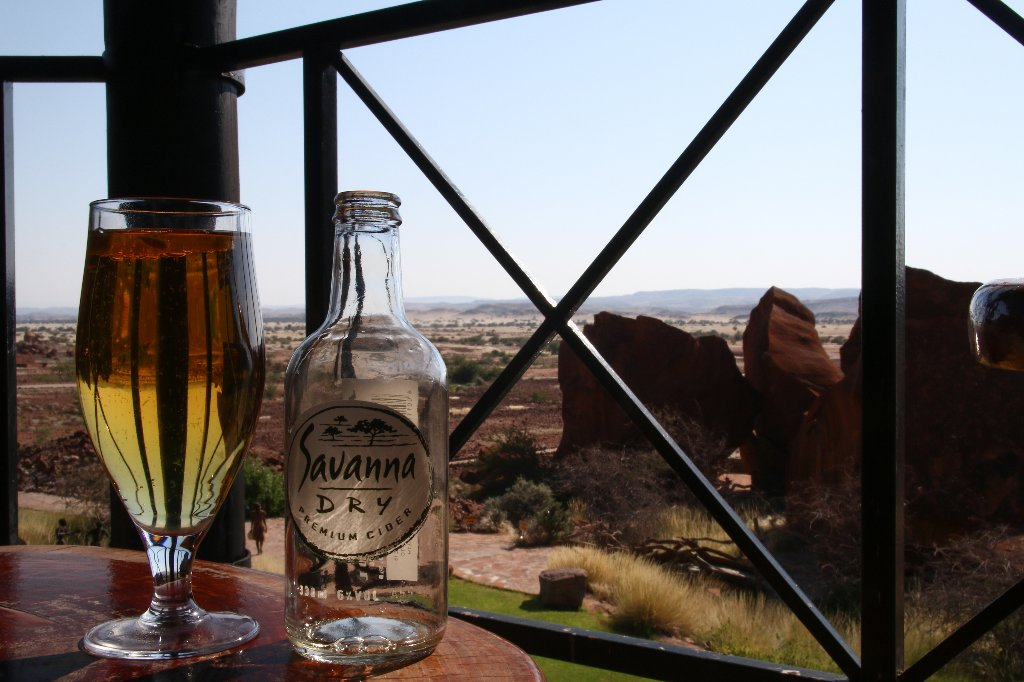 Twyfelfontein Country Lodge, Namibia