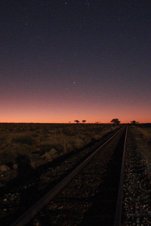 Sunset - Namib Desert