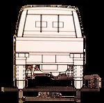 SJ413k rear measurements