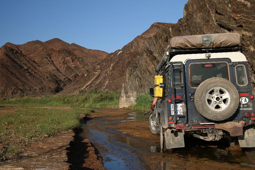 Hoanib River, Namibia