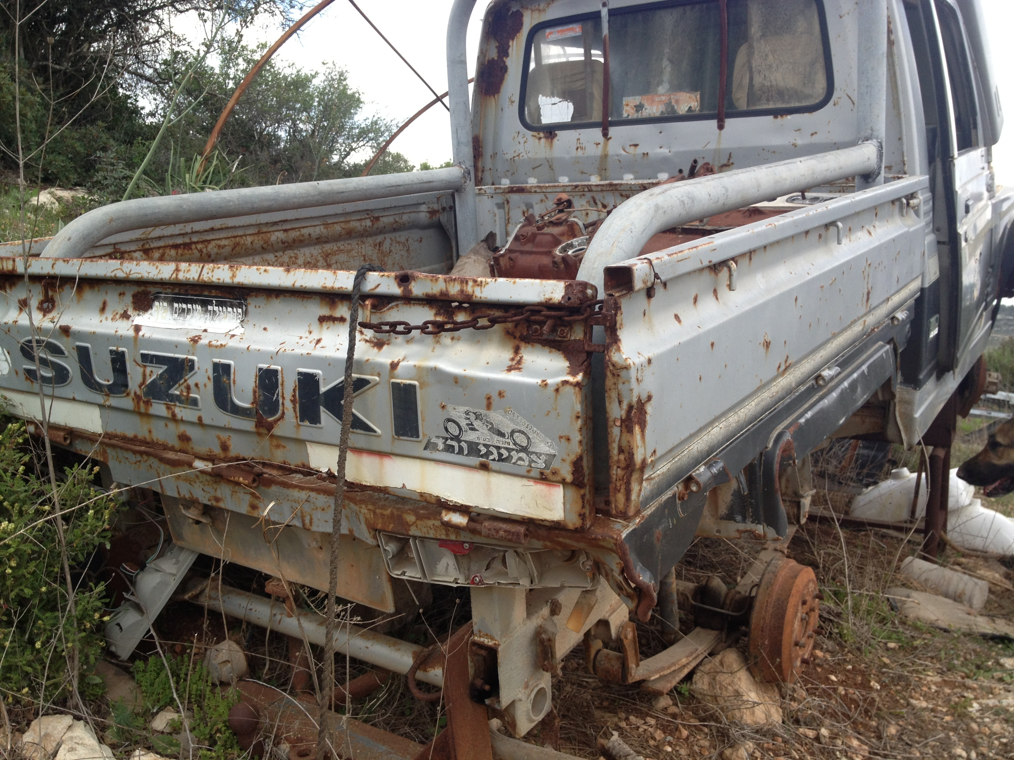 Restoration SJ410